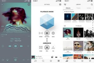 iphone music player app