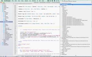 Notepad++ Alternatives for mac