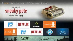 Mobdro on Amazon FireStick