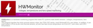 Best CPU Temperature Monitor
