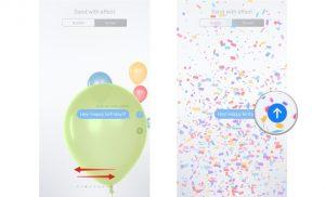 bubble screen effects