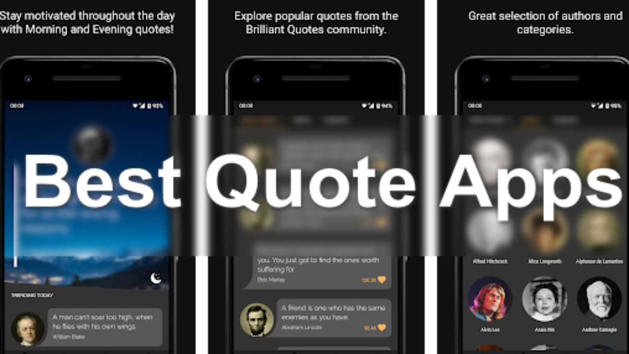 Photo of Top 10 Best Quotes Apps For Android and iOS