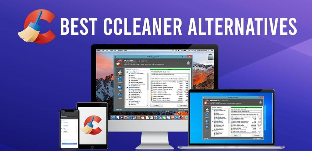 CCleaner Alternatives and Similar Software