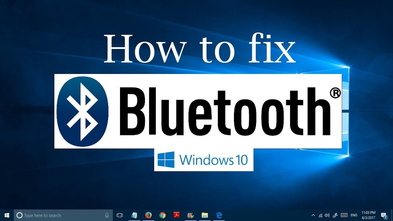Photo of How to Fix Can't Turn on Bluetooth Windows 10