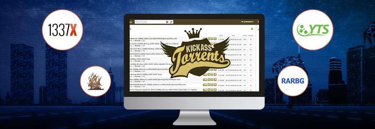 Photo of Best Kickass Torrents Proxy/Mirror List & Kickass Alternatives 2020