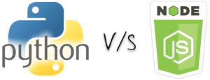 node js vs python