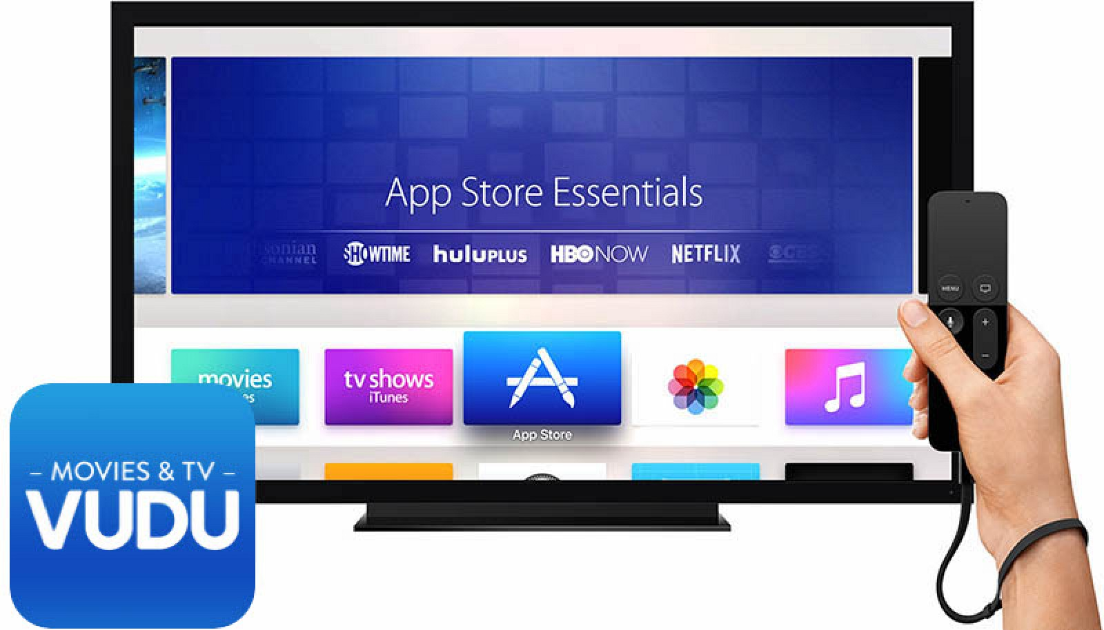 Photo of Vudu App for Apple TV How to Install Easily