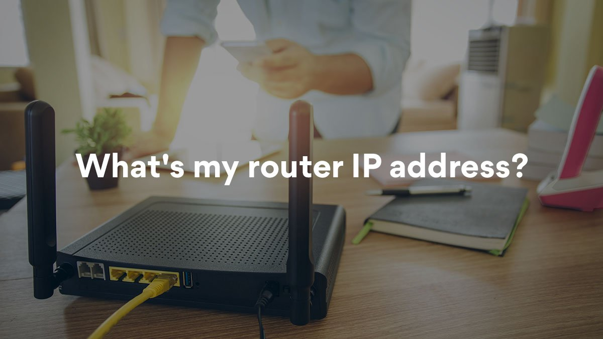 Photo of How To Find Router Ip Address
