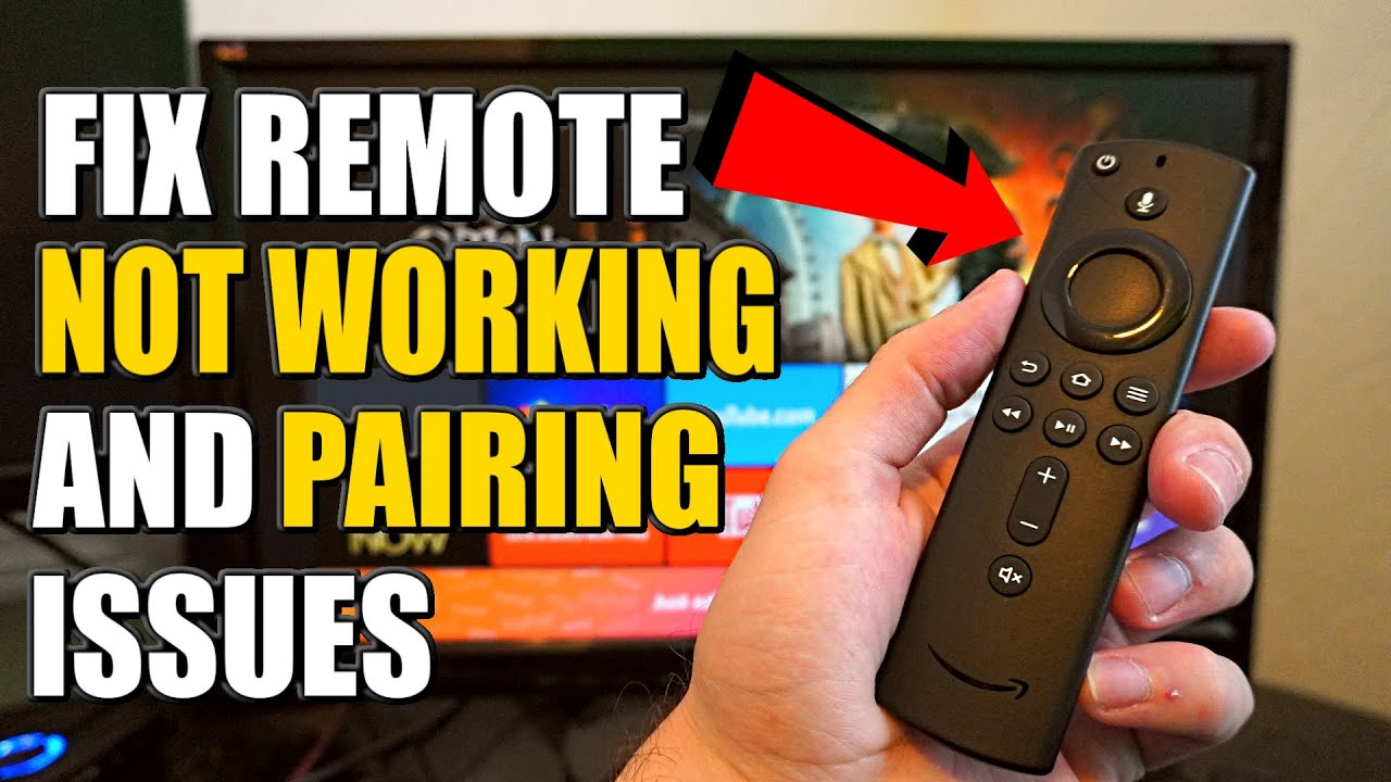 Photo of How You Can Pair Firestick Remote