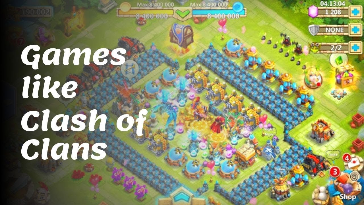 Photo of Games Like Clash of Clans You Can Play in 2020