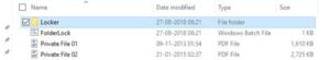 folder lock software for windows 10