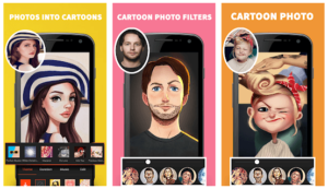 cartoon effect app for android