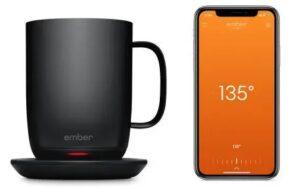 The Ember Temperature Control Smart Mug