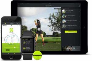 The Zepp 3D Golf Swing Analyzer