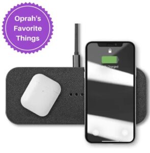 The Courant Catch 2 Device Wireless Charger