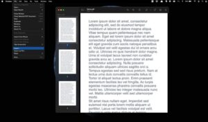 password protect pdf on mac