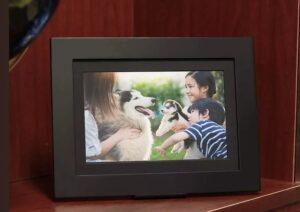 PhotoShare Buddies and Family Smart Frame