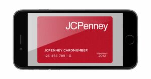 jcpcreditcard login